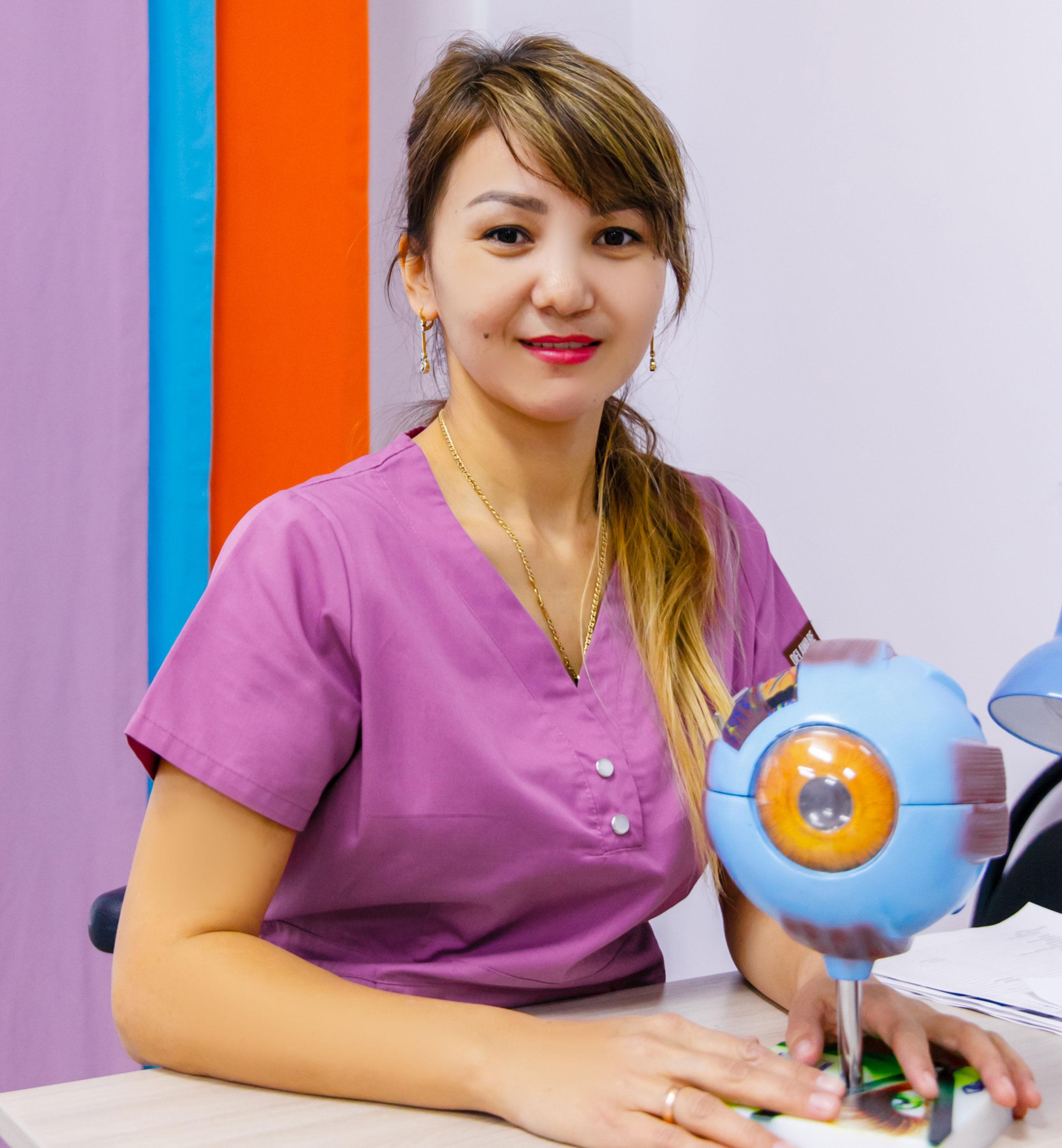 Есекеева-Эльмира-Нурлыбековна---Детский-офтальмолог