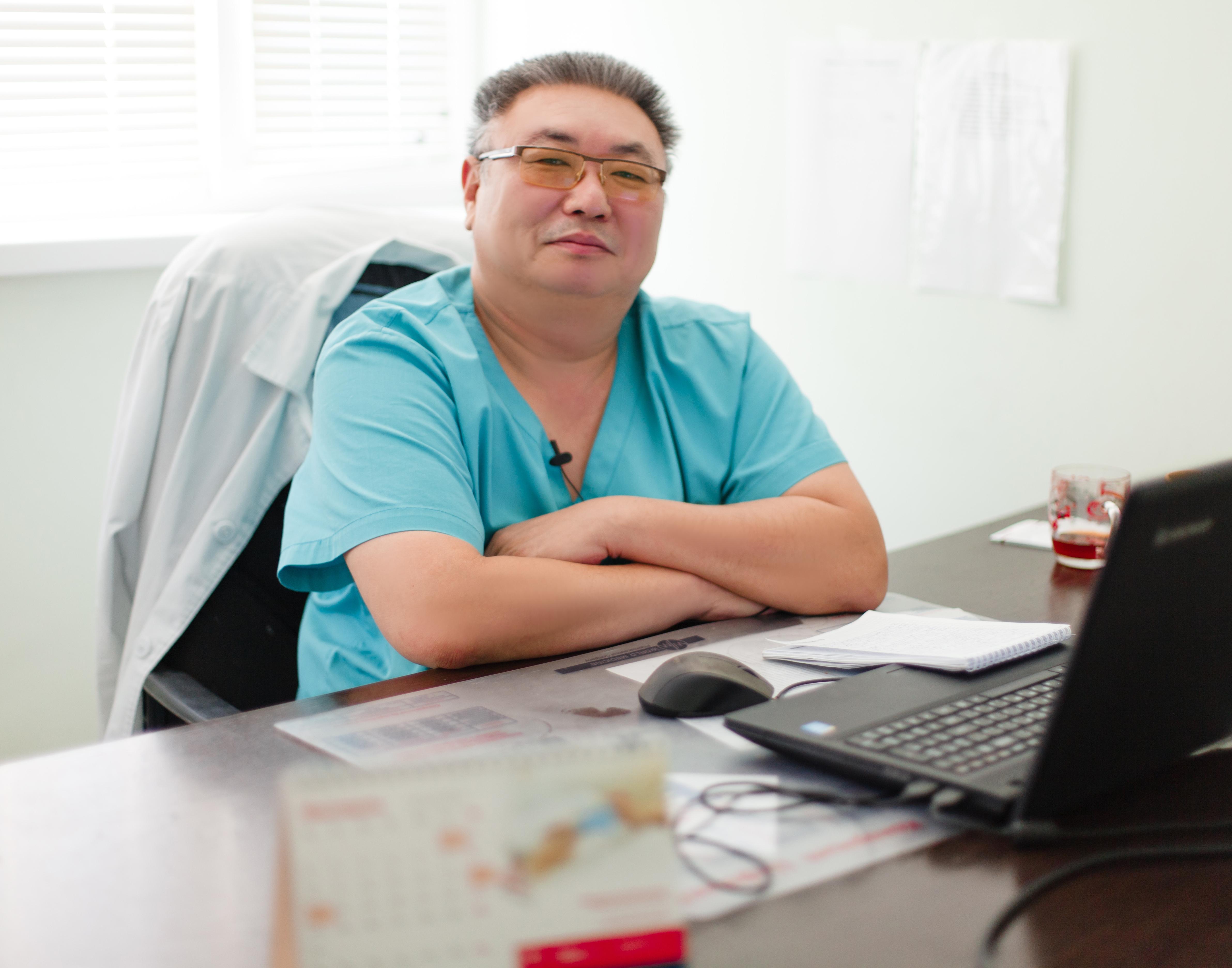 Пак Владимир Викентьевич - Заведующий отделения гемодиализа, Врач - нефролог