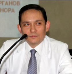 Шайхиев Ербол Укасович