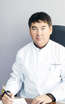 Талипов Толеген Каримович