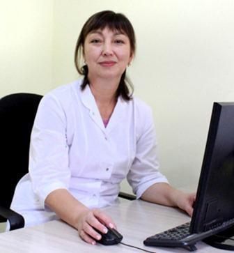 Шарипова Кенжегуль Мадигалиевна